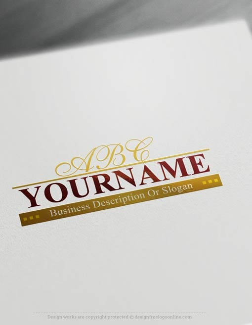 Create-a-logo-Free---Alphabet-Logo-Templates