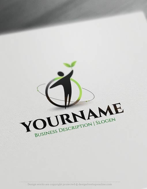 People Logo Collection free logo maker