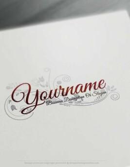 Free-Floral-Logo-Templates