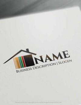 Free-logo-maker---House-Logo-Templates