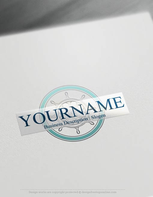 Free-logo-maker---sea-Logo-Templates