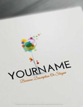 create-a-logo-flower-Design-Free-Logo-maker