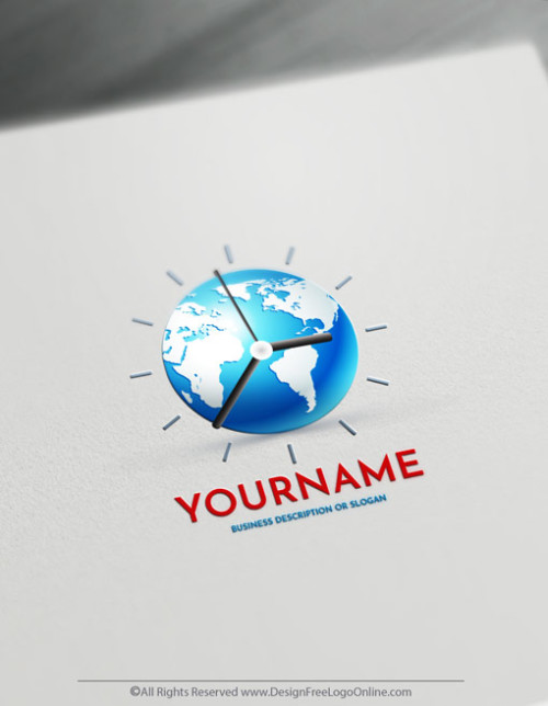 Use the free Logo Maker to customize your own Global time logo instantly.