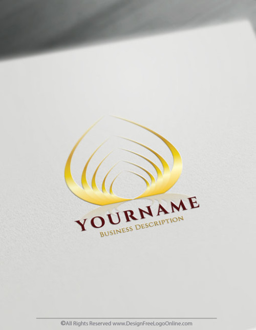 Create a Golden Logo with Beautiful Premium Logo Templates