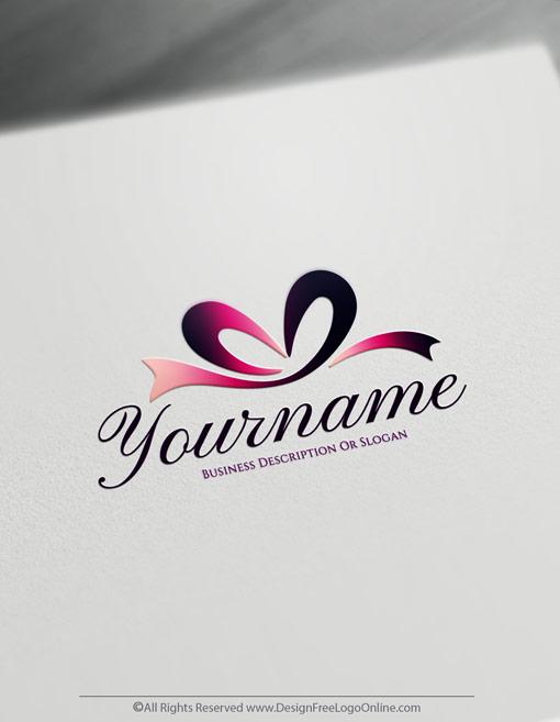 Premium Ribbon Gift Logo Templates