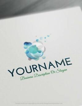 logo-Bubbles-Design-Free-Logomaker