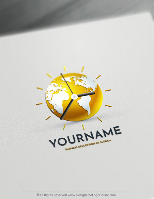 Use the free Logo Maker to customize your own Gold Global time logo instantly.
