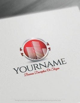 00335-Free-logo-maker--Real-Estate-Logo-Templates