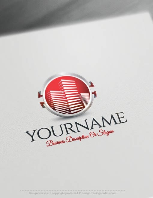 00335-Free-logo-maker--Real-Estate-Logo-Templates