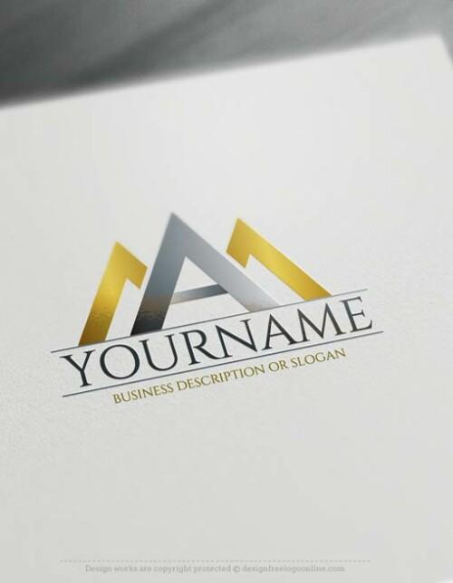 00358-Free-logo-maker-A-Initials-Logo-Templates
