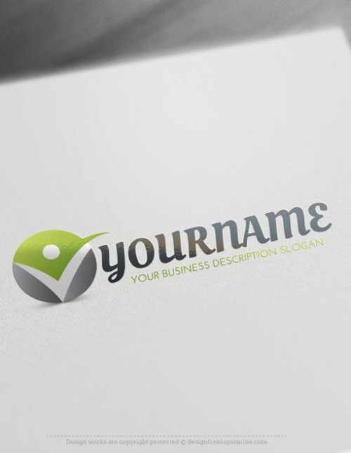 00369-Free-Logo-Maker-V-mark-Logo-Templates