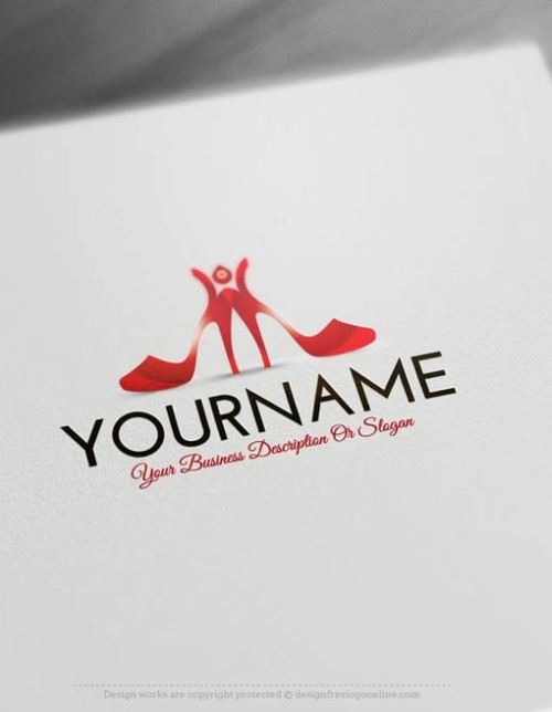 00379-Free-Logo-Maker-Shoes-Logo-Templates