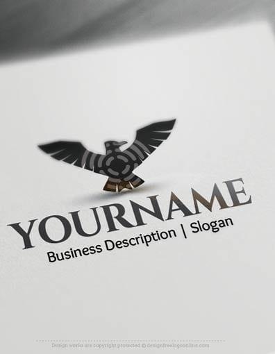 00673-Eagle-Target-design-free-logos-online1