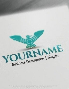 00673-Eagle-Target-design-free-logos-online2