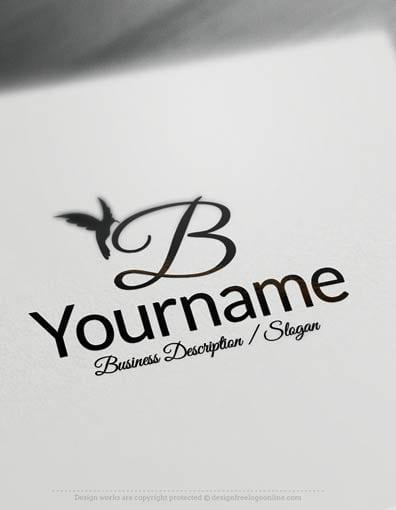 00684-Bird-Alphabet-design-free-logos-online1
