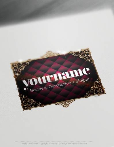 Design Free Fashion Logos and Beauty Logo Designs