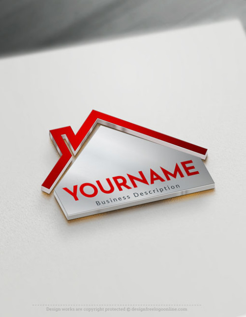Create Your Own Simple House Logo Ideas using the Logo Design Maker