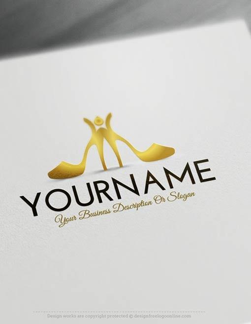 Free-Logo-Maker-Shoes-Logo-Templates