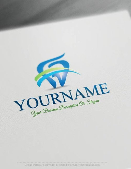 Free-Logo-Maker-dental-Logo-Templates