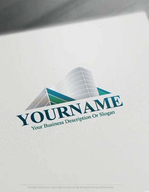 Free-Logo-Maker-realty-Logo-Templates