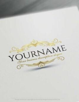 Free-logomaker-frame-Logo-Templates