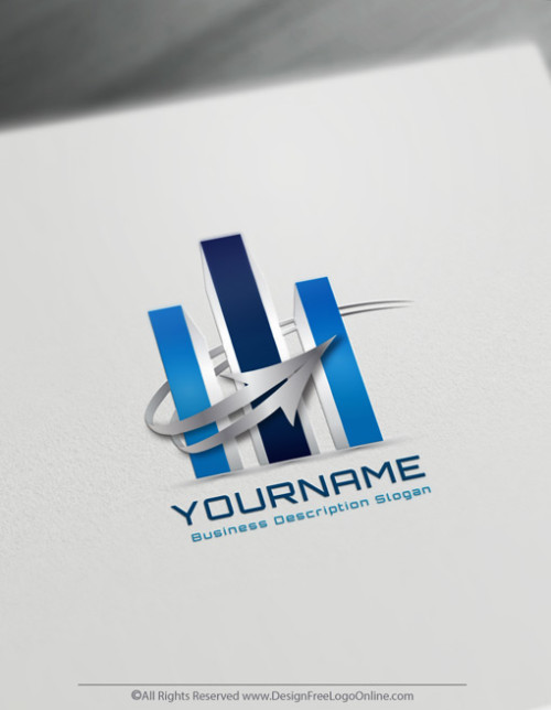 Abstract Buildings Logo Templates