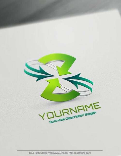 Create your own Arrows logo finance logo maker