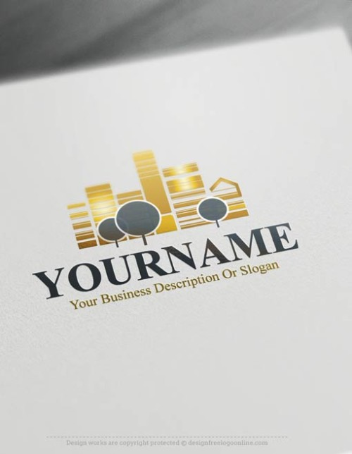 00380-Free-Logo-Maker-urban-city-Logo-Templates