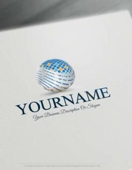 00383-Free-Logo-Maker-3D-company-Logos-Templates