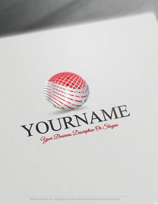 00383-Free-LogoMaker-3D-company-Logos-Templates