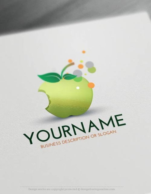 00397-Free-LogoMaker-apple-LogoTemplate