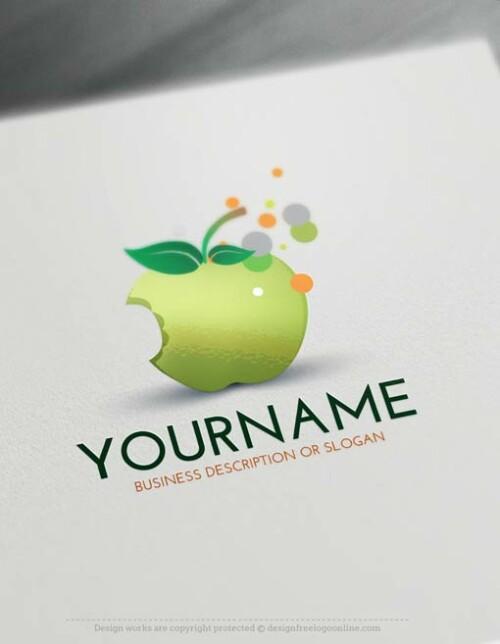 00397-Free-LogoMaker-apple-LogoTemplate
