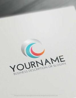 00401-Free-LogoMaker-Moon-LogoTemplate