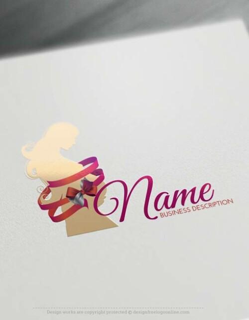 00405-Free-LogoMaker-pregnant-woman-LogoTemplate