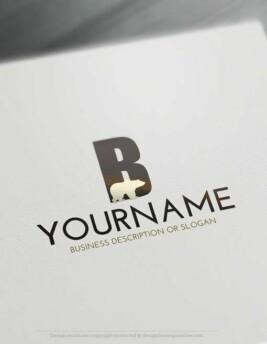 Free Logo Maker - Create your own Bear Logo Template