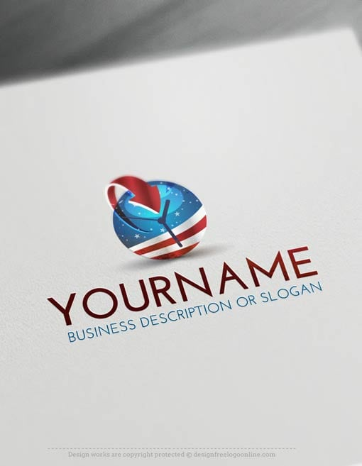 00414-Free-LogoMaker-time-clock-LogoTemplates