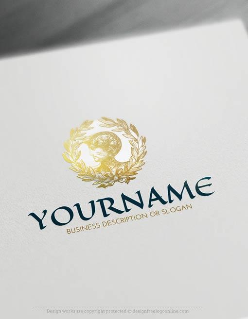00417-Free-LogoMaker-Greek-Lord-LogoTemplates