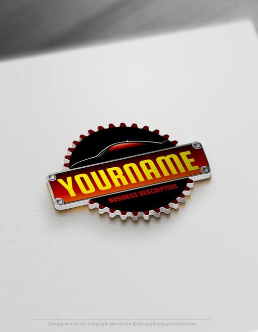 design free logo car garage online logo template jpg car custom garage design free house plan reviews