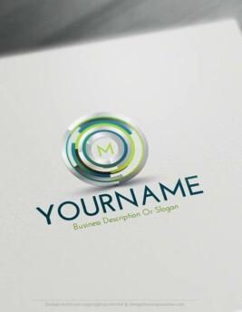 00428-Free-Logo-Maker-Alphabet-Focus-LogoTemplate