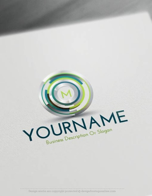 00428-Free-Logo-Maker-Alphabet-Focus-LogoTemplate