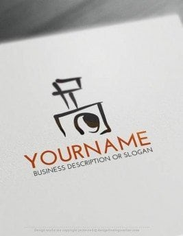 00448-Free-Logo-Make-camera-LogoTemplate