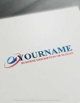 00465-Free-Logo-Maker-3d-arrow-LogoTemplates