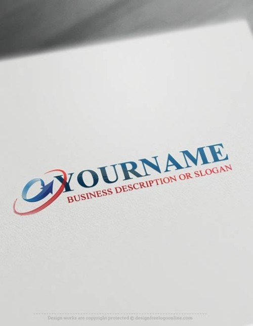 00465-Free-Logo-Maker-3d-arrow-LogoTemplates