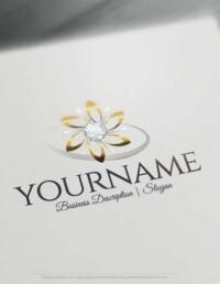 00701-Diamond-and-Gold-design-free-logos-online1