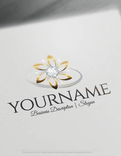 00701-Diamond-and-Gold-design-free-logos-online1