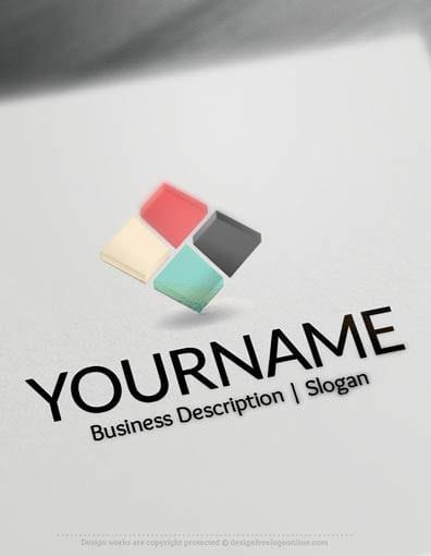 Cube Logo Templates