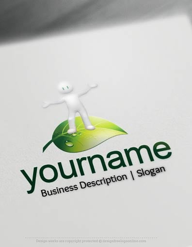 00707-Eco-Man-design-free-logos-online1