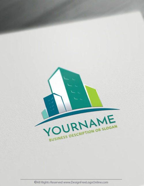 Online Realty logo making never been faster! Be your own logo designer for free. Instantly use the Real Estate Logo Creator for free