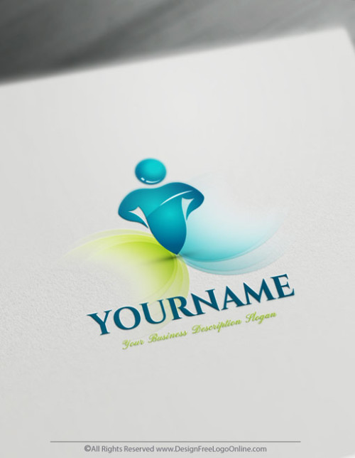 Create a Logo Free - Strong Human Logo Templates