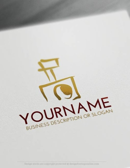 Free-Logo-Make-camera-LogoTemplate